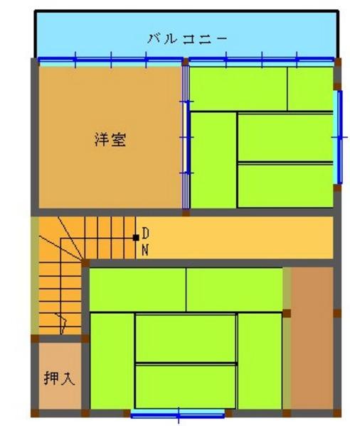アーバンハイムよし 2階.JPG